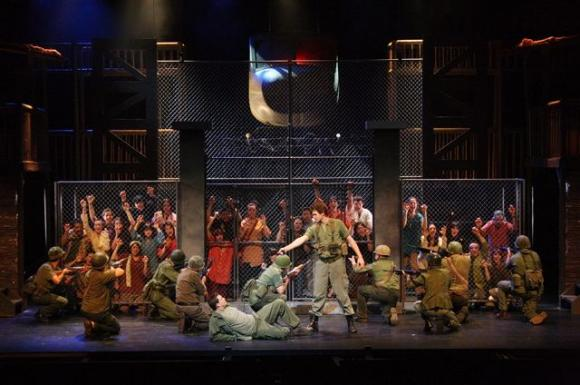 Miss Saigon at Providence Performing Arts Center