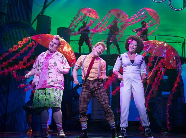 SpongeBob - The Musical at Providence Performing Arts Center