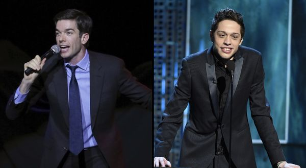 John Mulaney & Pete Davidson at Providence Performing Arts Center