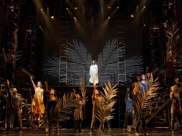 Jesus Christ Superstar at Providence Performing Arts Center