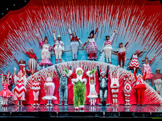 How The Grinch Stole Christmas at Providence Performing Arts Center