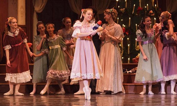 Festival Ballet Providence: The Nutcracker at Providence Performing Arts Center