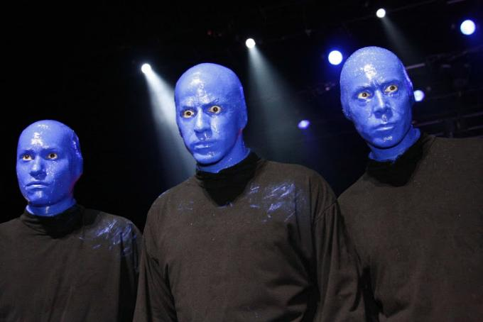 Blue Man Group at Providence Performing Arts Center