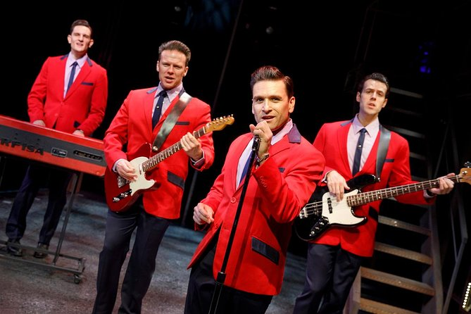 Jersey Boys [POSTPONED] at Providence Performing Arts Center