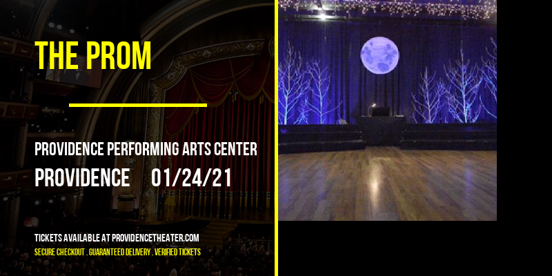 The Prom [POSTPONED] at Providence Performing Arts Center