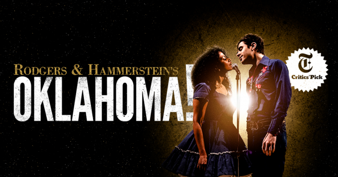 Oklahoma! at Providence Performing Arts Center