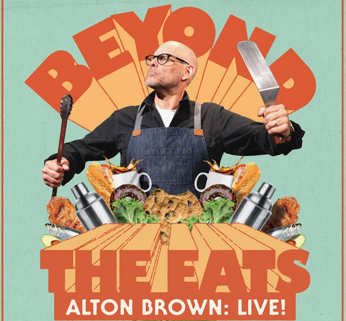 Alton Brown: Beyond The Eats at Providence Performing Arts Center