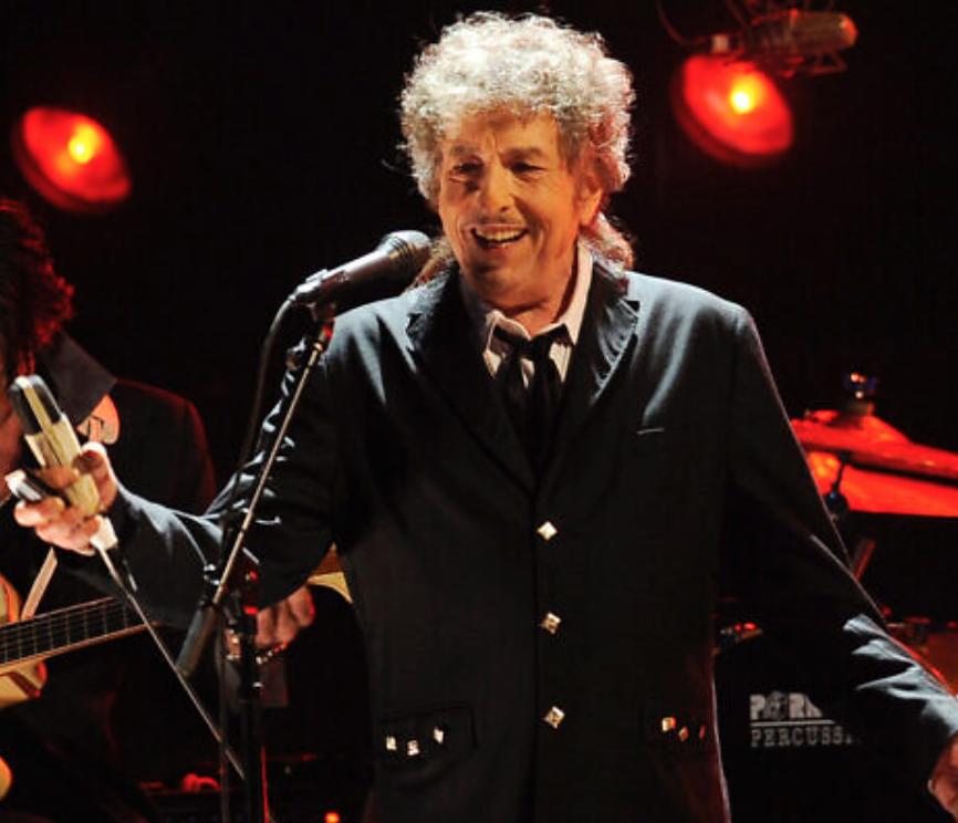 Bob Dylan at Providence Performing Arts Center