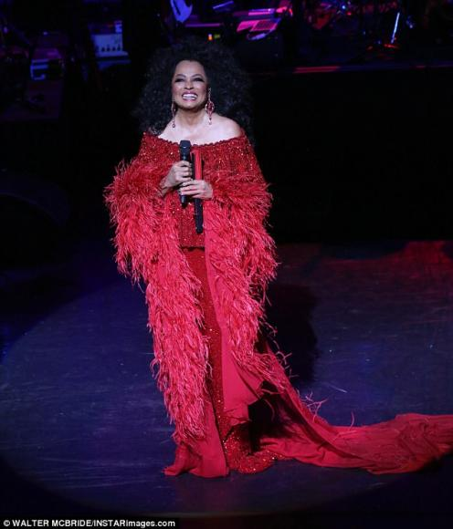 Diana Ross at Providence Performing Arts Center