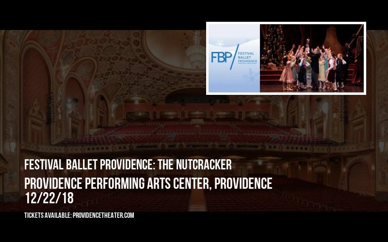 Festival Ballet Providence: The Nutcracker at Providence Performing Arts Center
