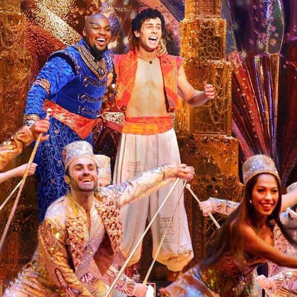 Aladdin at Providence Performing Arts Center