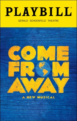 Come From Away at Providence Performing Arts Center