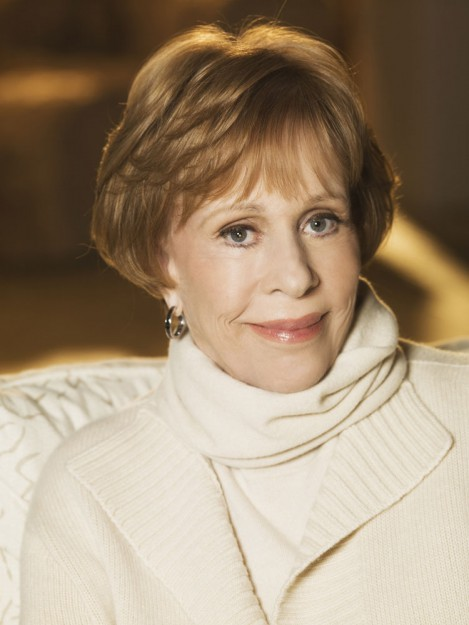 Carol Burnett at Providence Performing Arts Center