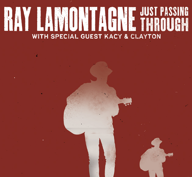 Ray LaMontagne at Providence Performing Arts Center