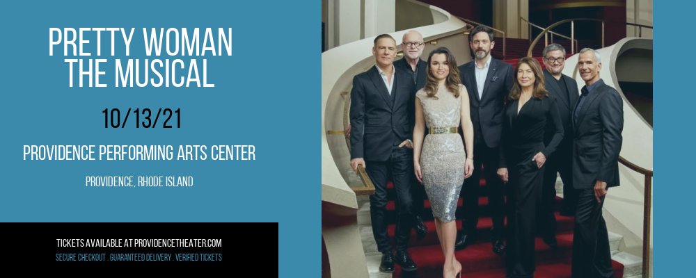Pretty Woman - The Musical at Providence Performing Arts Center