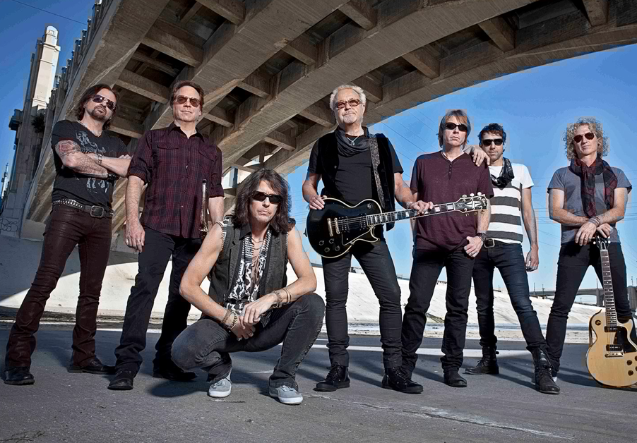 Foreigner [CANCELLED] at Providence Performing Arts Center